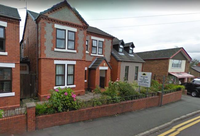 The owners of Meifod & Vicarage Care Home on Gardden Road in Rhos have announced it will close.