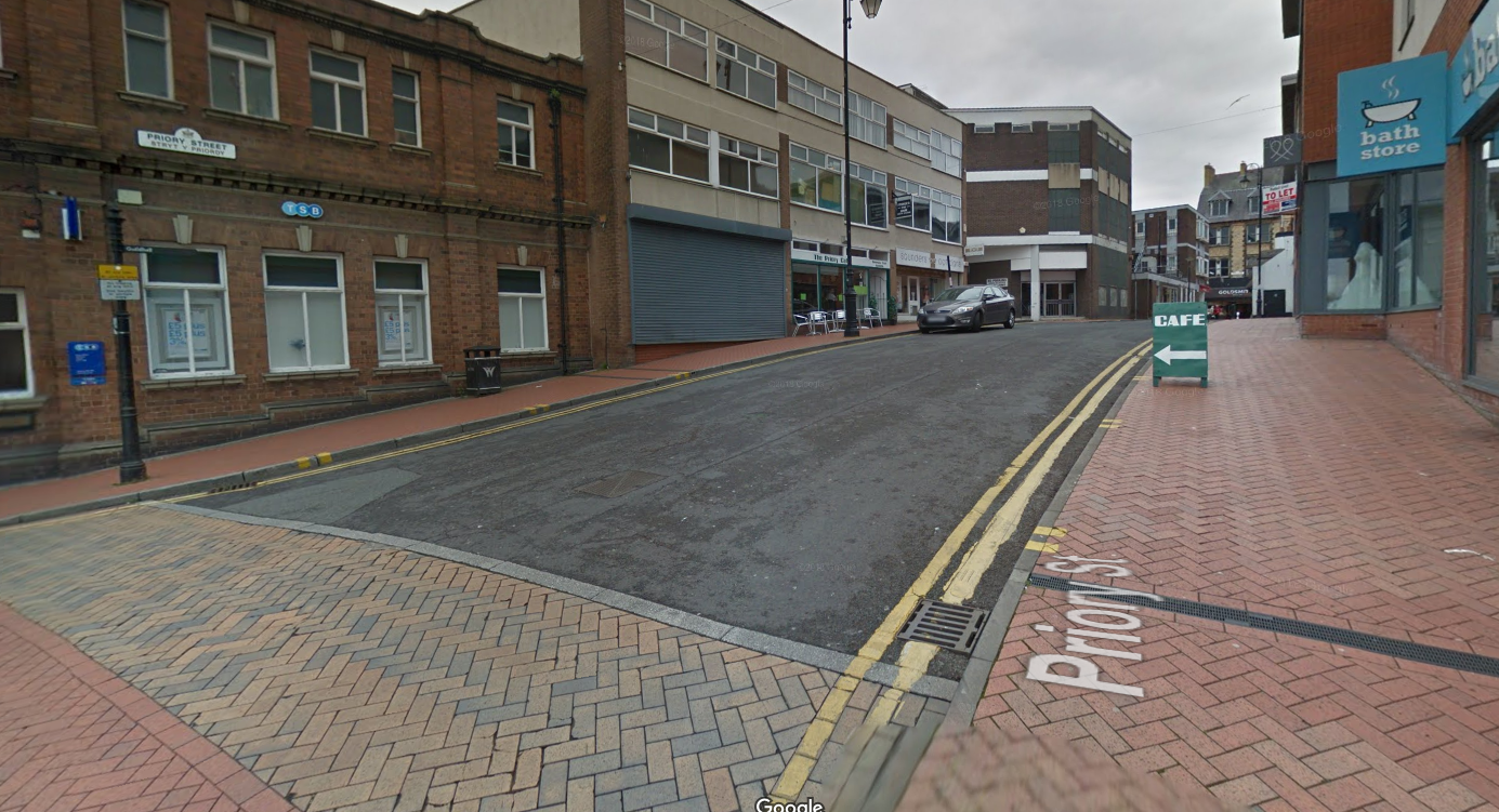Police appeal after Wrexham town centre assault