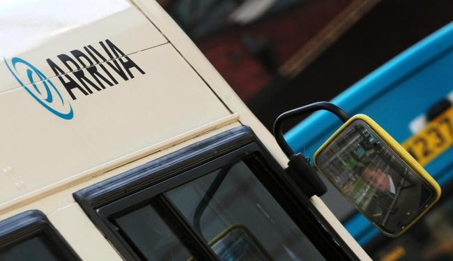 Library image of Arriva bus