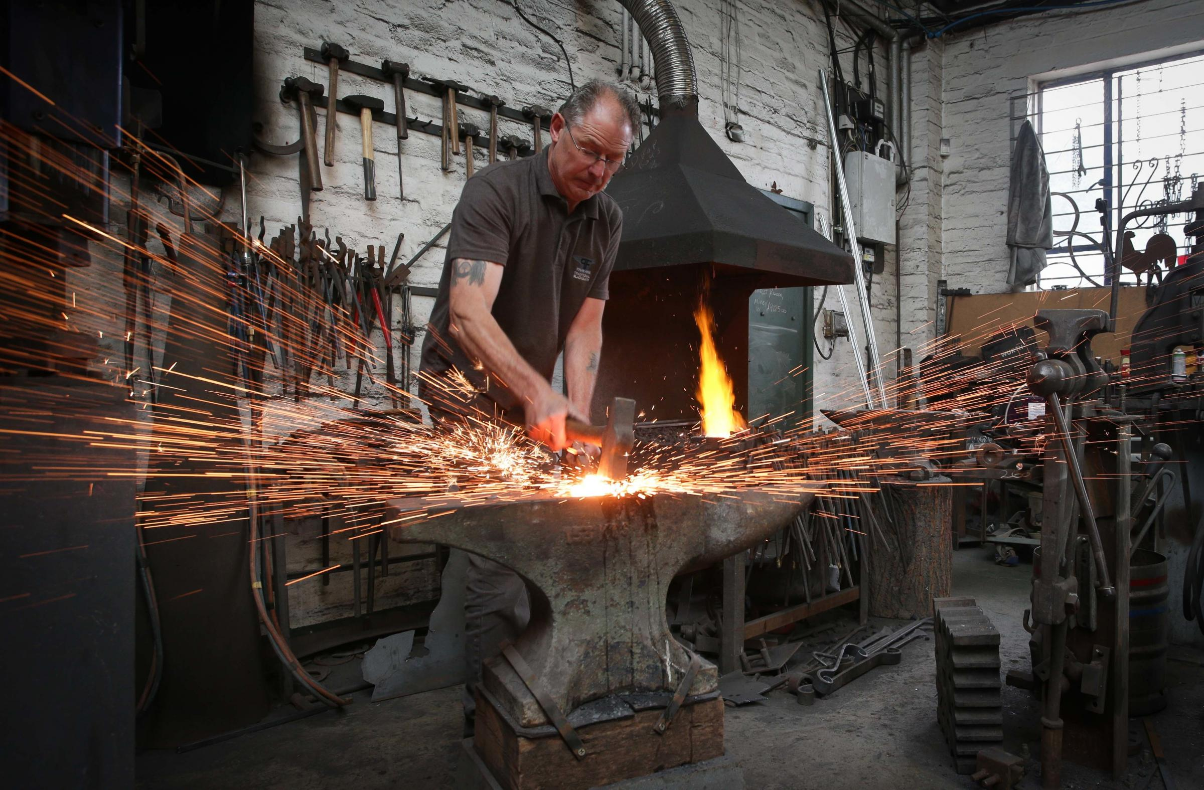 Mold ironwork firm to relocate after securing loan