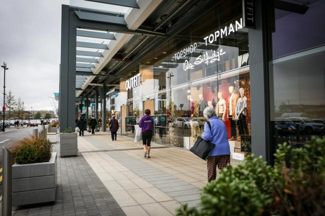 Fashion retailer could move into Broughton Shopping Park