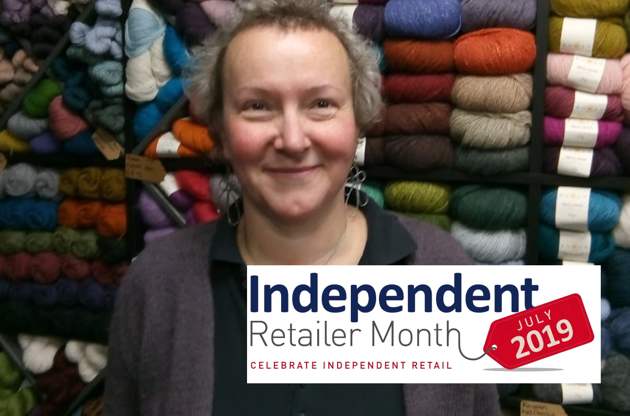 Independent Retailer Month: Q&A with owner of Yarn O'Clock in Mold