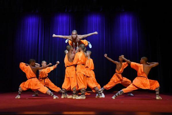 Shaolin Monks. will be one of the highlights on Thursday.