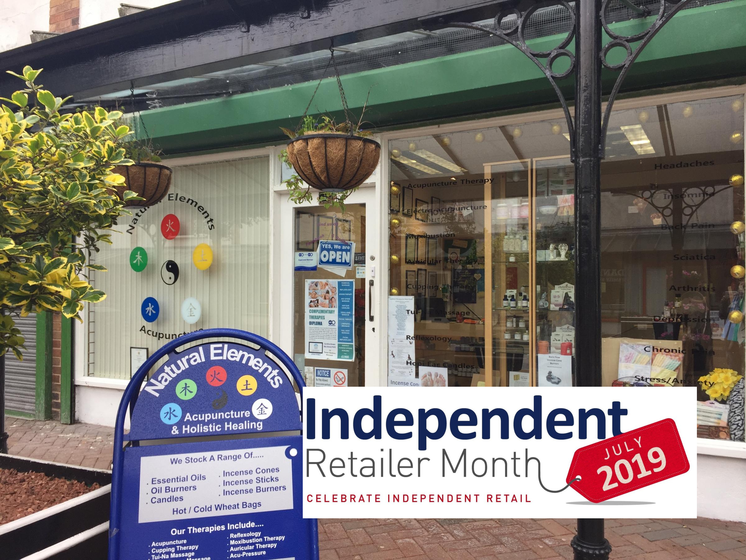 Independent Retailer Month: Q&A with owners of Natural Elements Acupuncture in Holywell