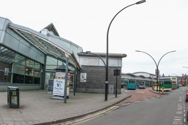 Wrexham bus station
