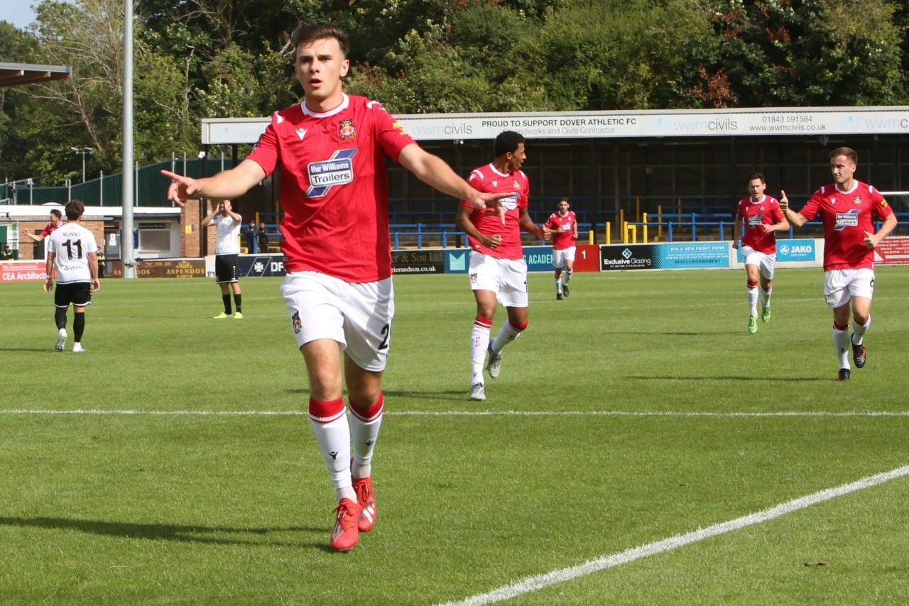 Wales under 21 call-up for Wrexham AFC striker Mark Harris