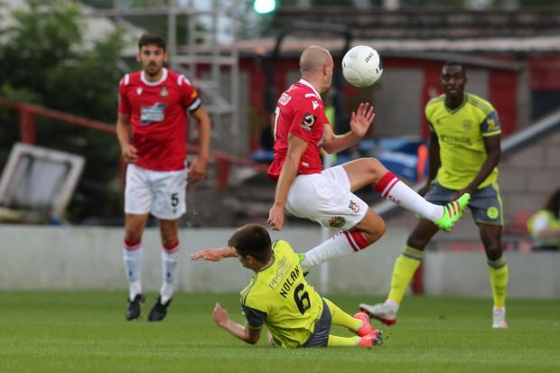 Live:  Notts County v Wrexham AFC - National League