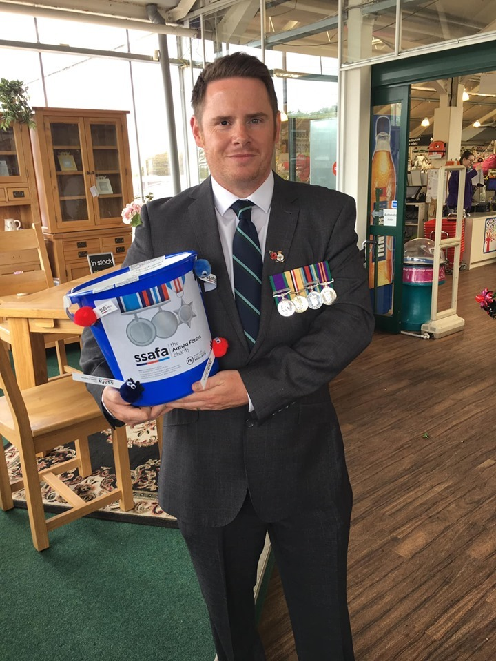 Mold army veteran to climb highest mountain in north Africa for SSAFA
