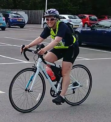Flintshire woman who battled cancer to cycle from London to Paris