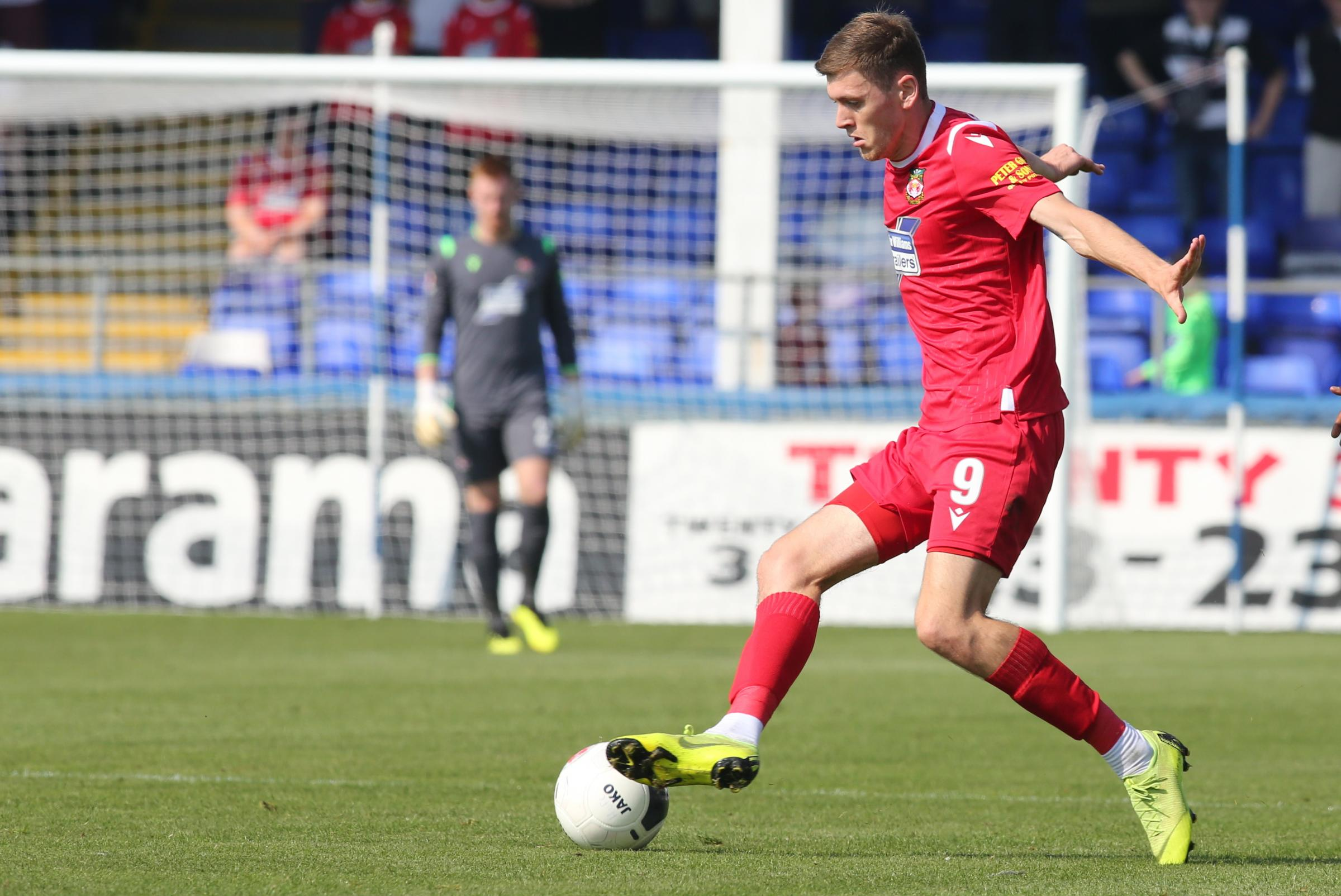 There's more to come from Ben Tollitt after winger extends loan spell at Wrexham AFC