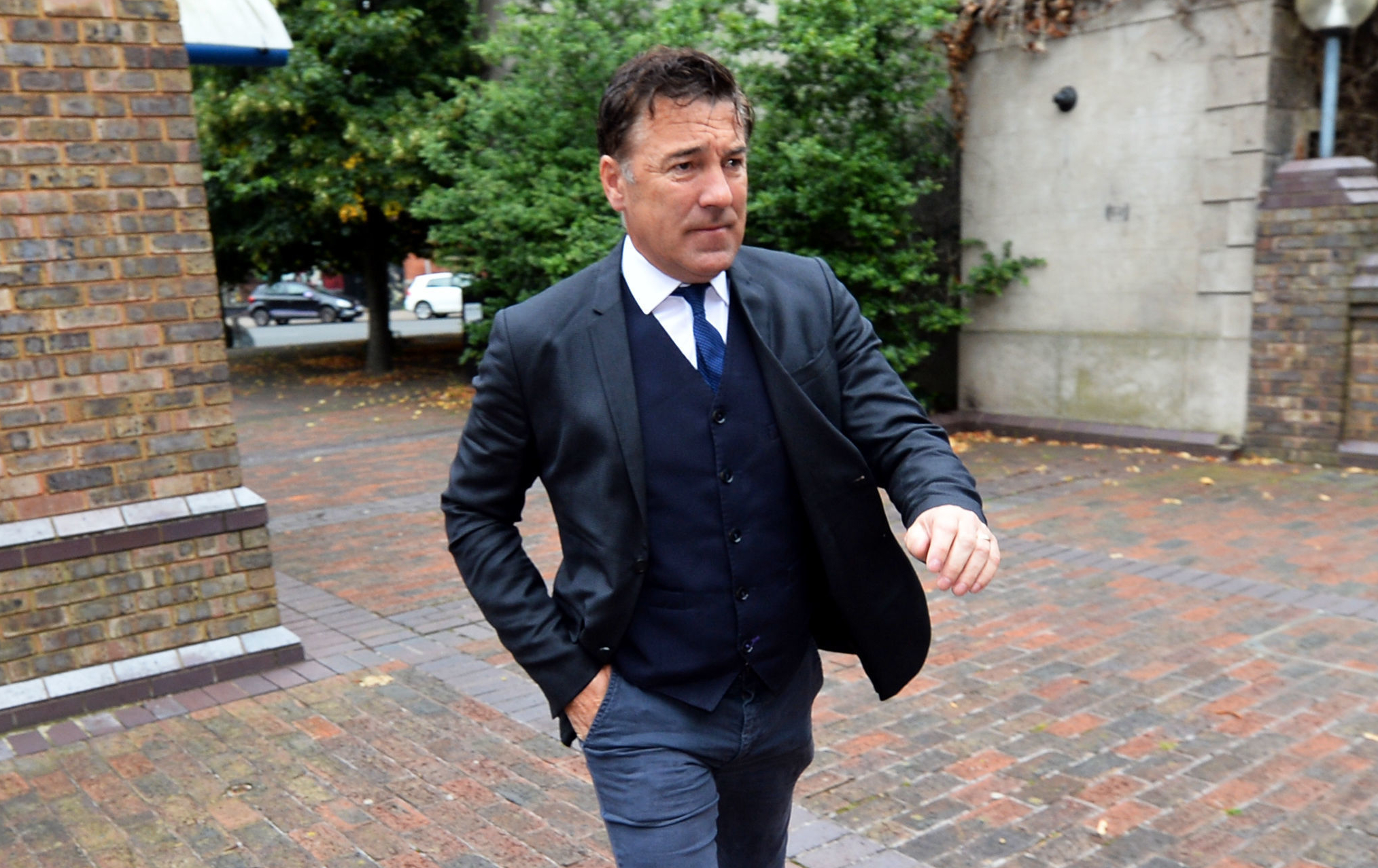 Former Wrexham manager Dean Saunders appealing against jail sentence after traffic stop