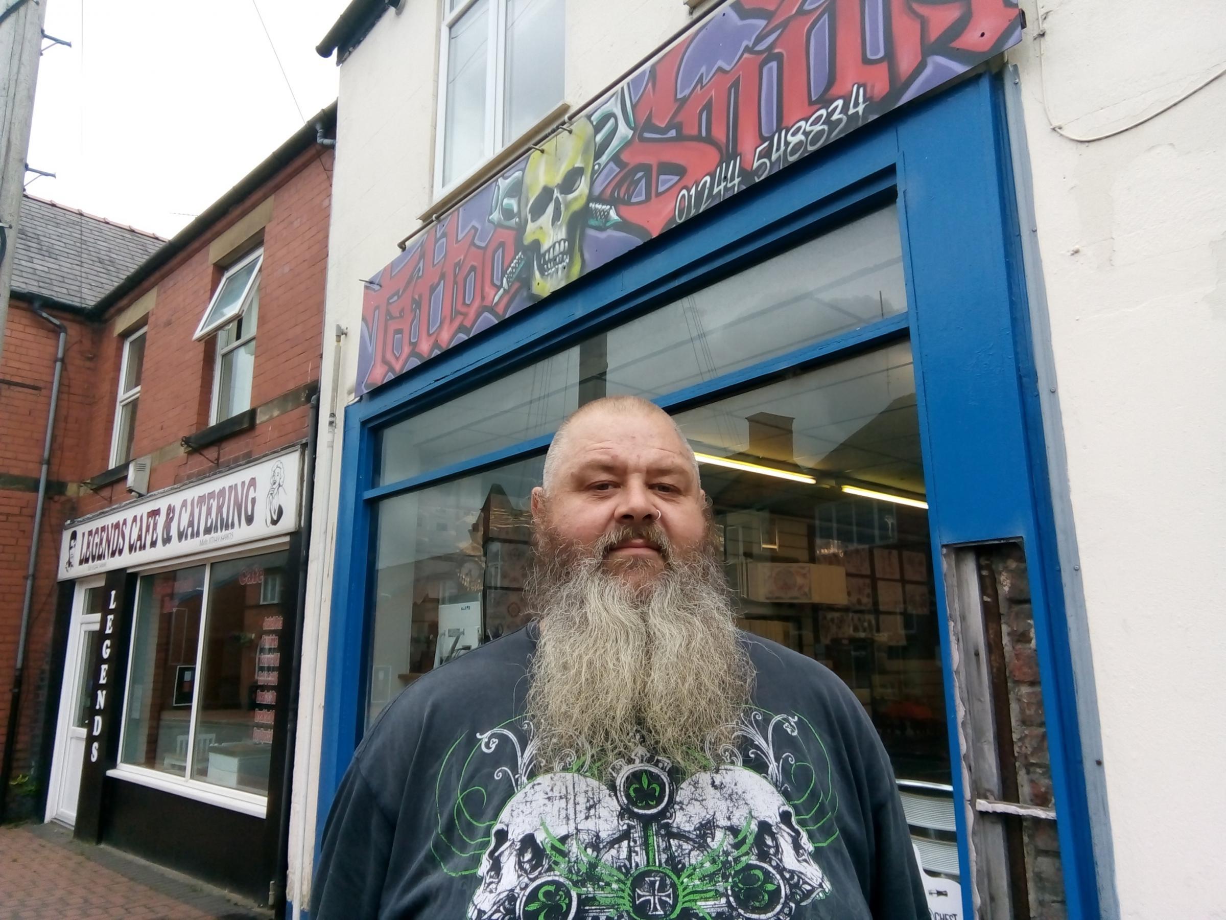 Buckley businessman seeks permission to turn tattoo studio into homes