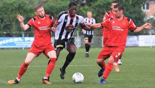 SET TO RETURN: Tyrone Ofori. Picture: MIKE PLUNKETT