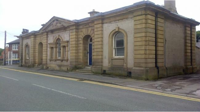 Proposals have now been entered which could see the revival of Holywell\'s former courthouse. Source: North Wales Developments