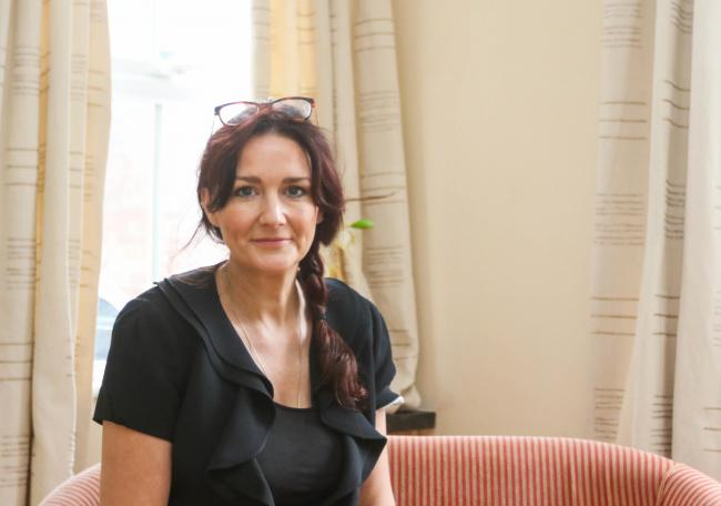Paula Ringeval.The Counselling Hub Mold founder..cc070118B.