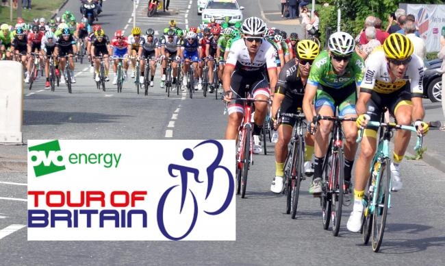 The Tour of Britain is coming to North East Wales