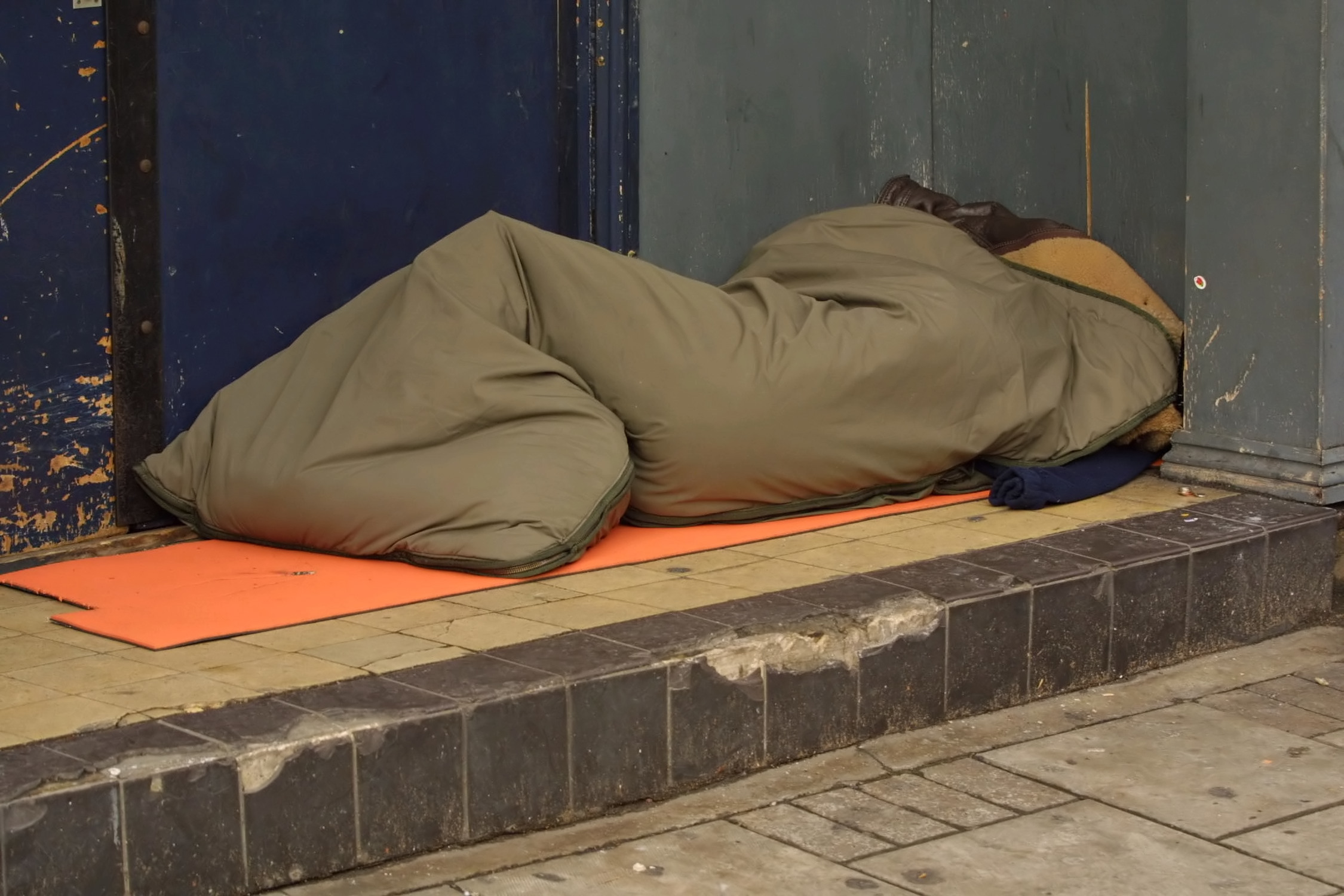 Concerns over provisions for Deeside's rough sleepers