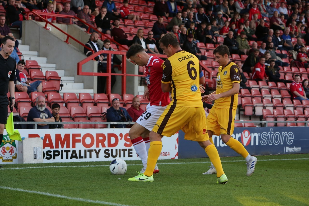 How the Wrexham AFC players rated in draw with Sutton
