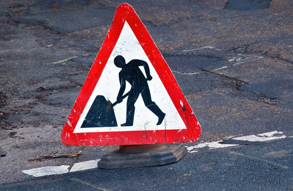 Anger over road repairs following Wrexham broadband network rollout