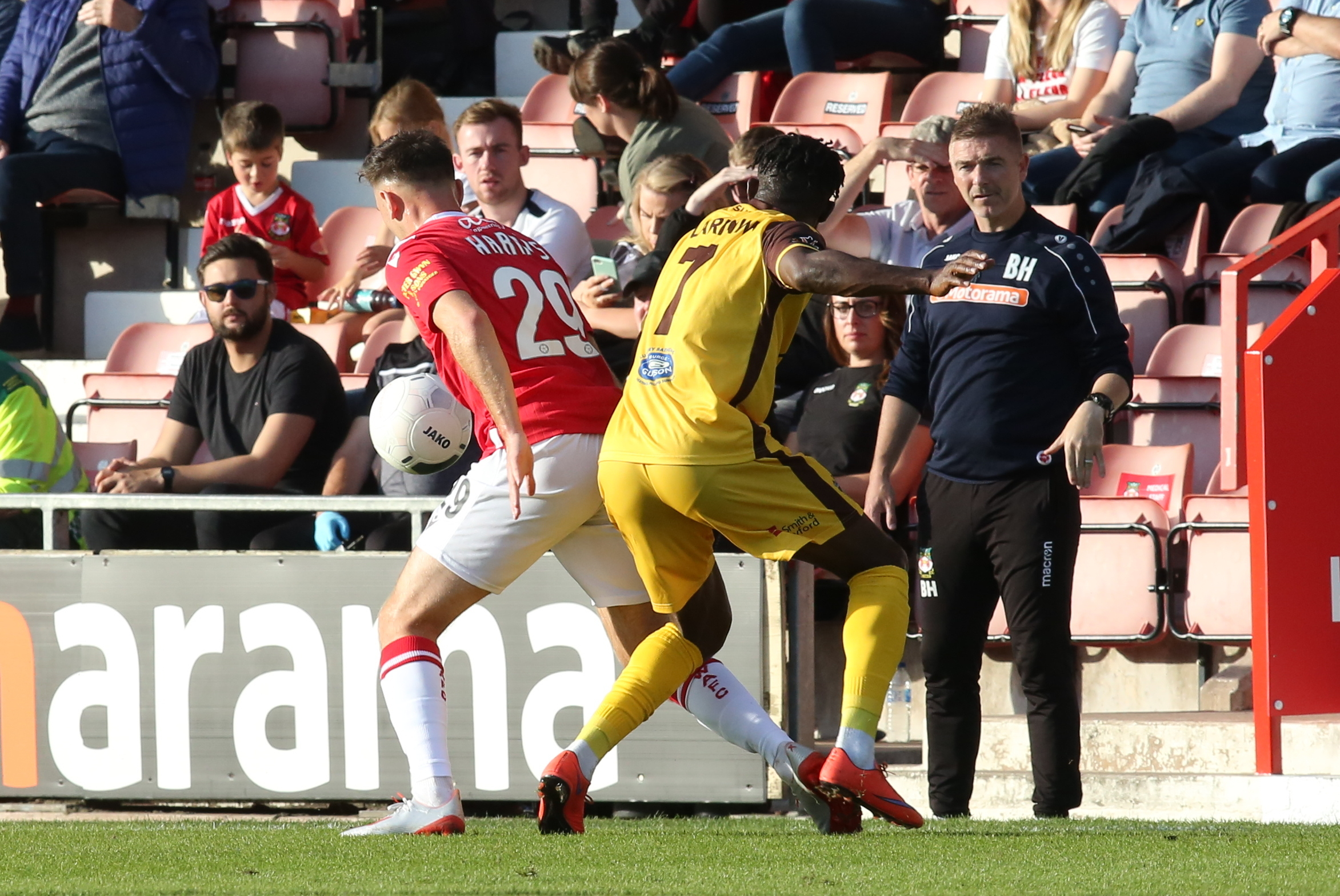 Wrexham AFC boss Bryan Hughes remains confident he can revive Reds' fortunes