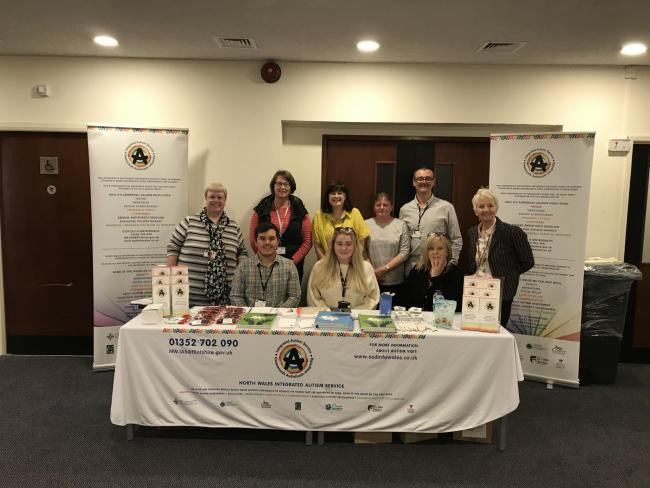 Flintshire Council's Intergated Autism Service