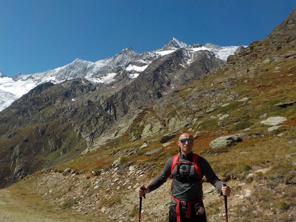 Holywell man takes on gruelling heights for charity