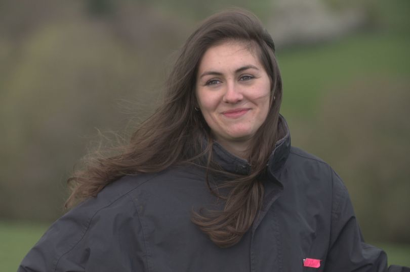 Wrexham farmer Grace Edwards sums up her time on BBC Two dating show