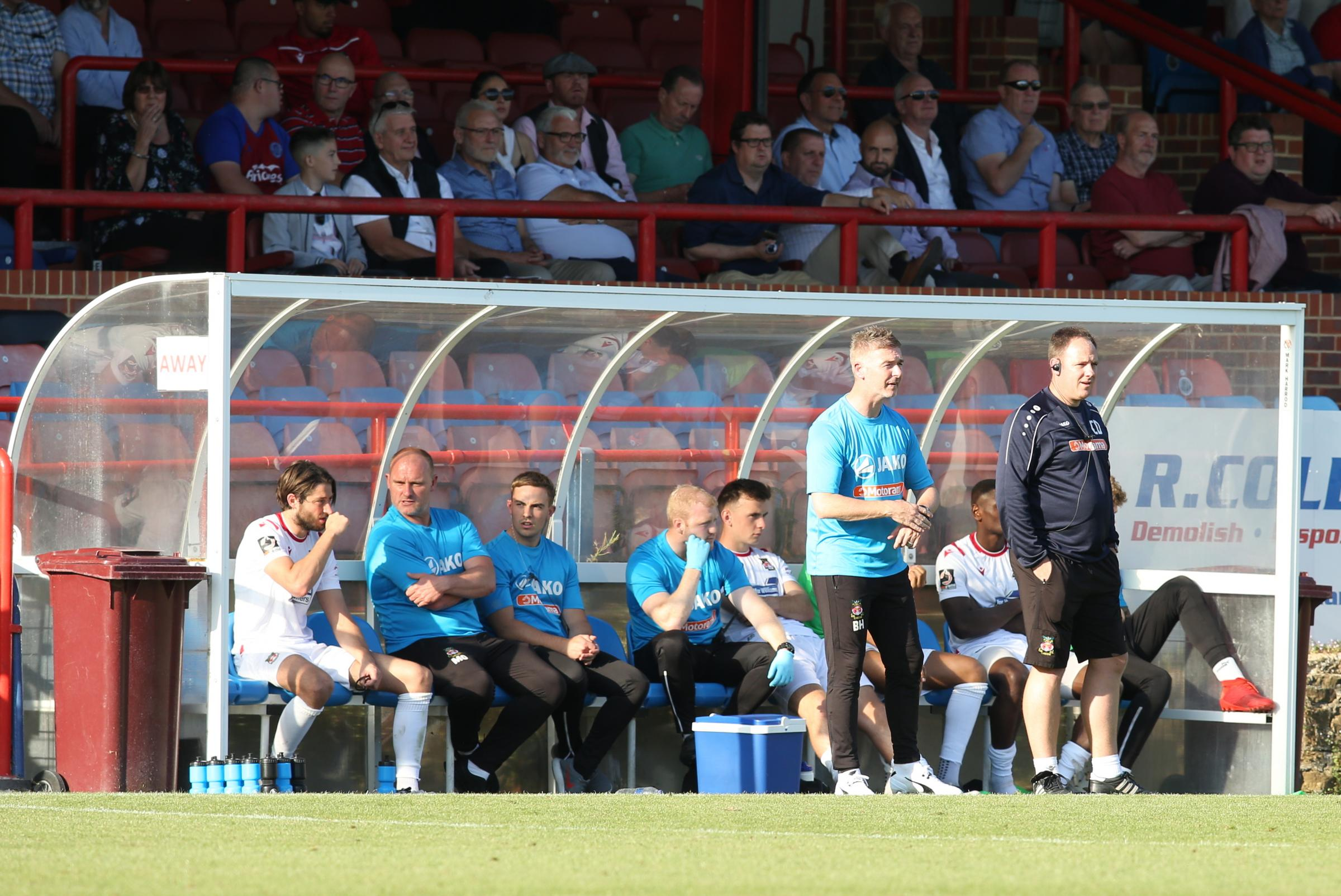 "Wrexham AFC boss Bryan Hughes says poor run of form is ""killing"" him"