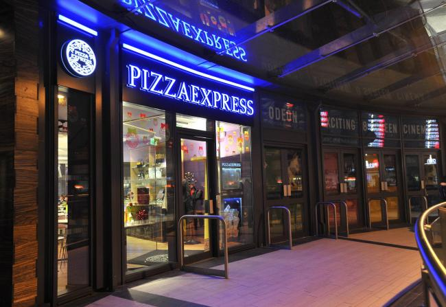 Pizza Express in Wrexham