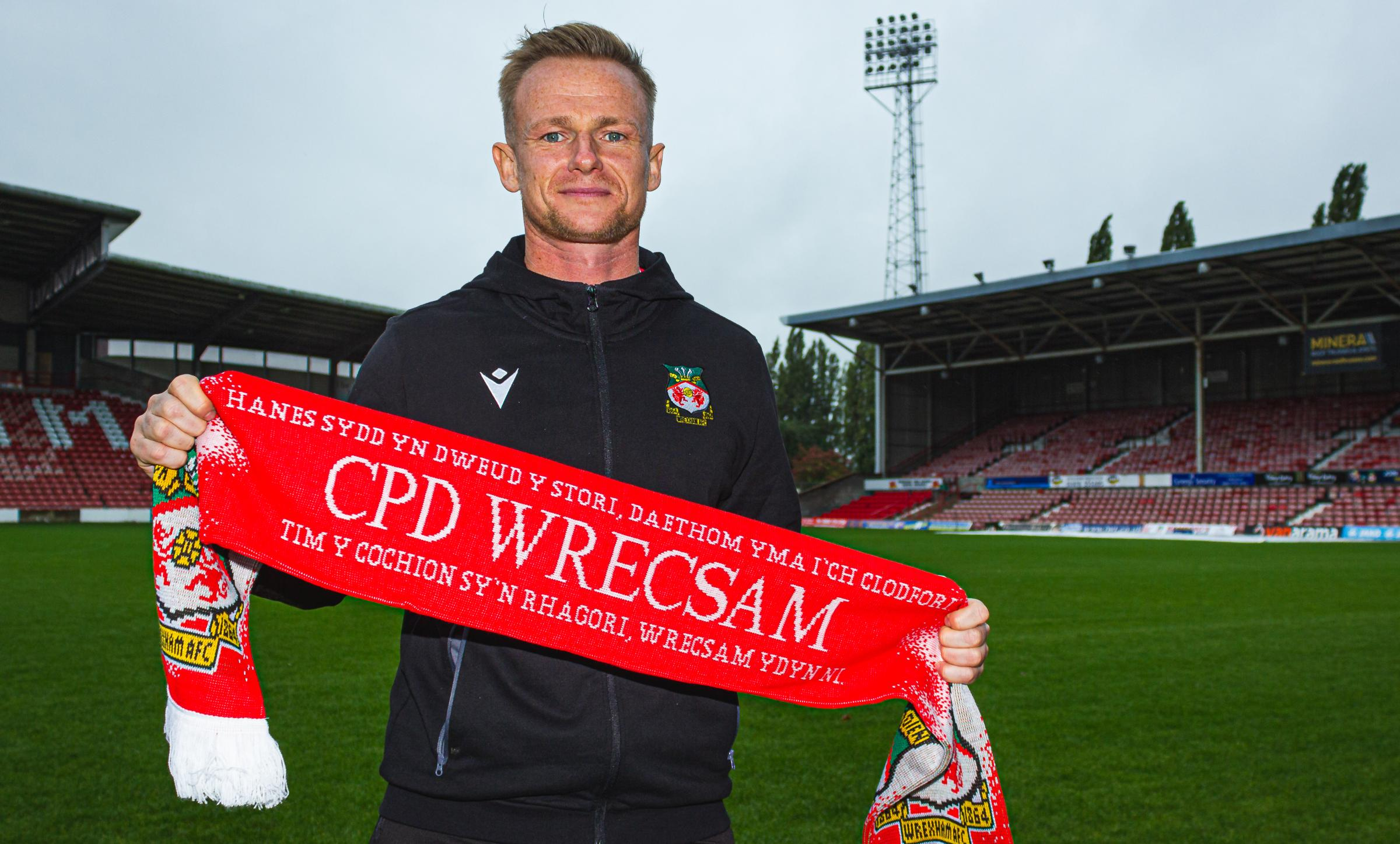 Dean Keates accepts he has 'bridges to build' after returning as Wrexham  manager | The Leader