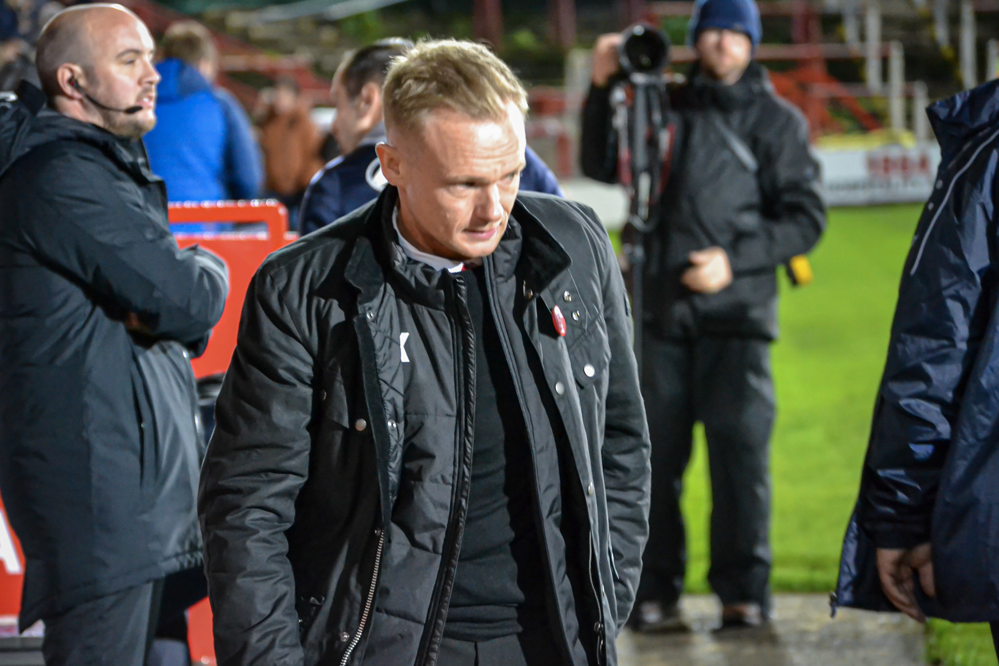 Wrexham AFC boss Dean Keates can't wait to have a fully fit squad