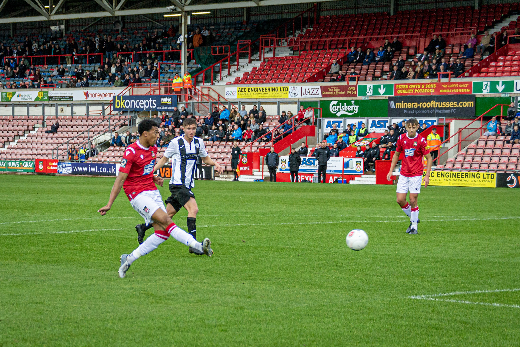 How the Wrexham AFC players rated in cup win against St Mirren Colts
