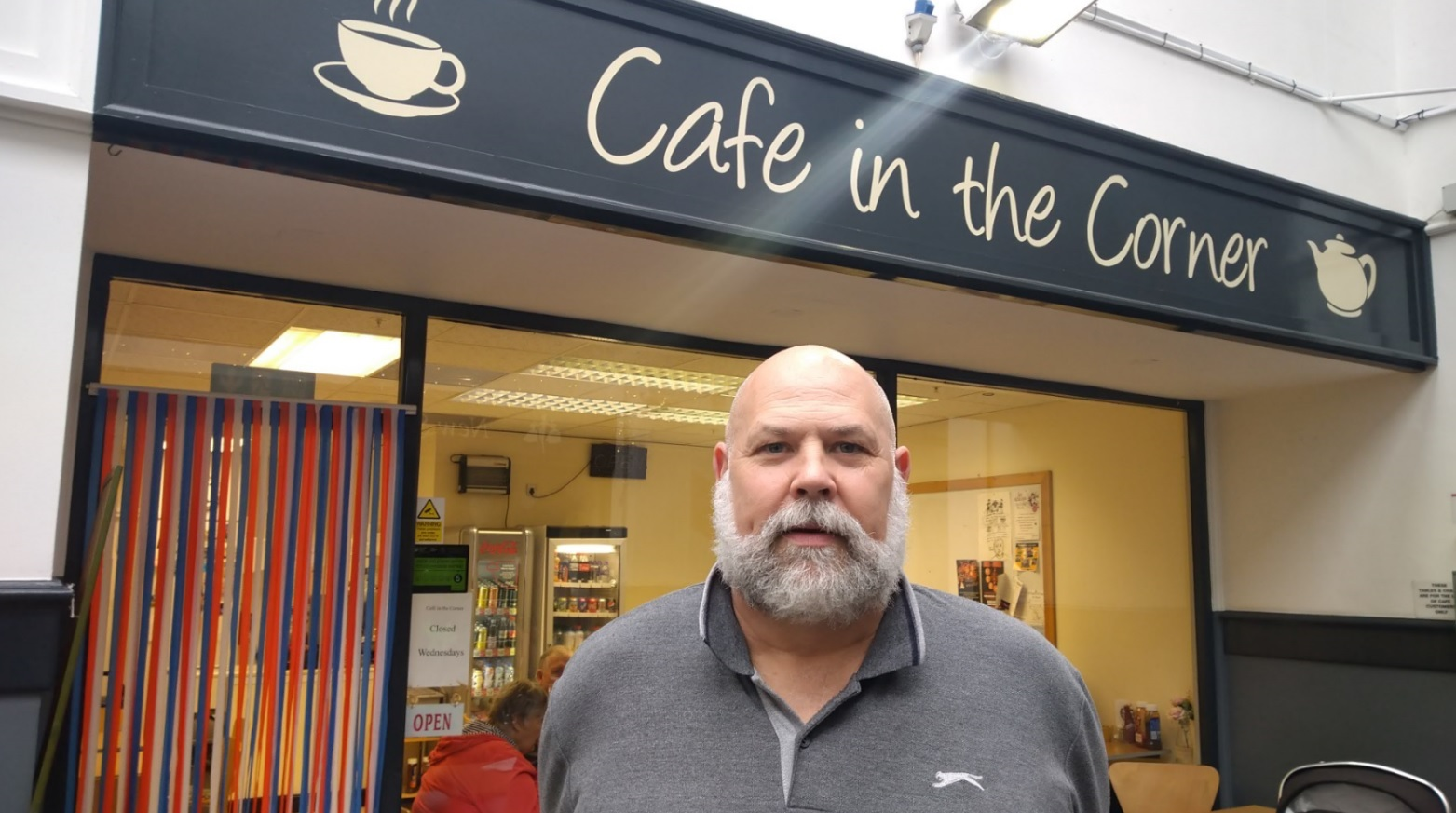 Trader of the week: Cafe in the Corner, Wrexham