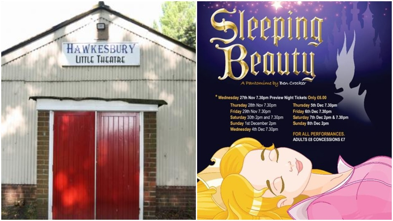 Buckley-based Hawkesbury Little Theatre gears up for this year's Christmas panto