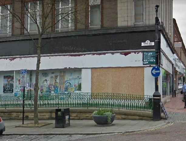 Plans to turn derelict Wrexham Burton store into Christian faith centre formally entered