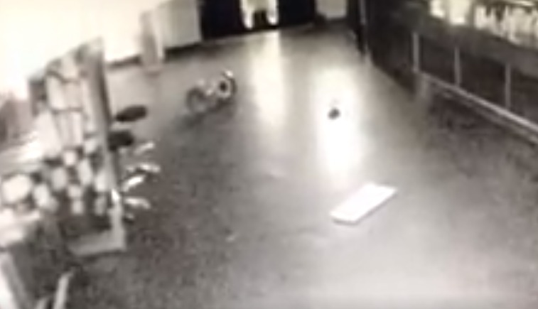 Eerie CCTV footage leaves ATIK nightclub staff in Wrexham spooked