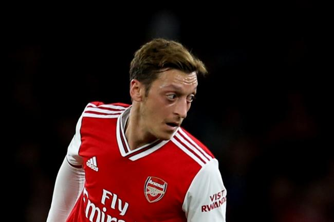 Mesut Ozil has scored seven goals for Arsenal since he signed a new contract in January 2018