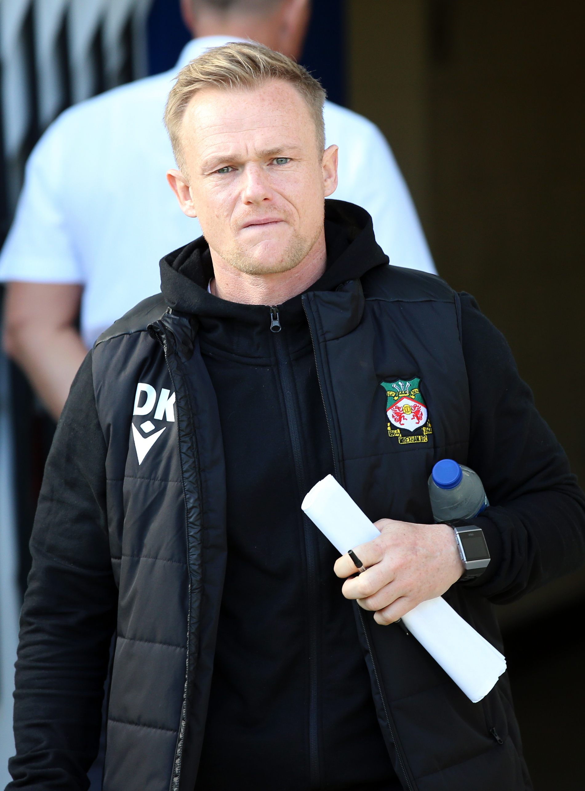 Wrexham AFC boss Dean Keates welcomes a free week ahead of FA Cup tie