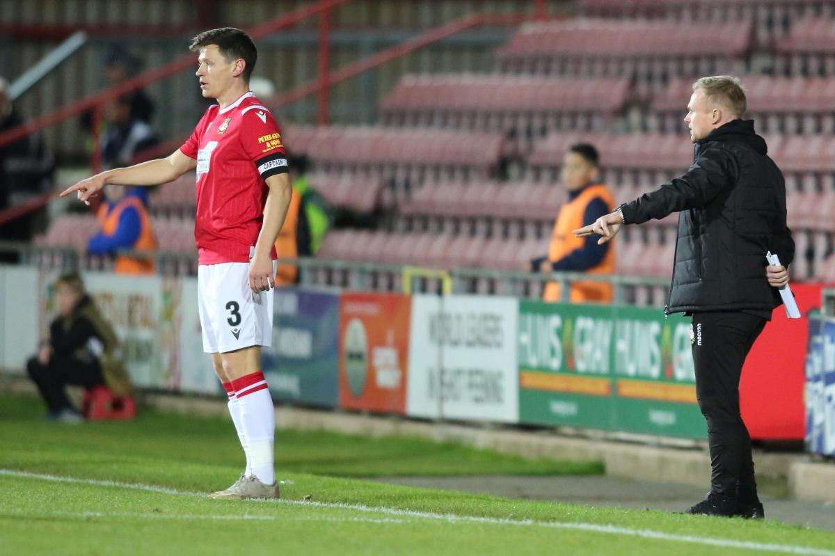 A Team Into wrexham afc boss dean keates wants signings to go straight