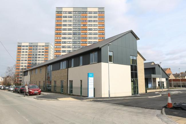 The Laurels Surgery is based at Flint Health and Wellbeing Centre