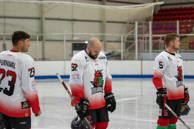 A dejected Simon Furnival, Gavin Austin and James Parsons following an 8-4 home defeat to Hull. Picture by Tim Barham and Angel Devlin