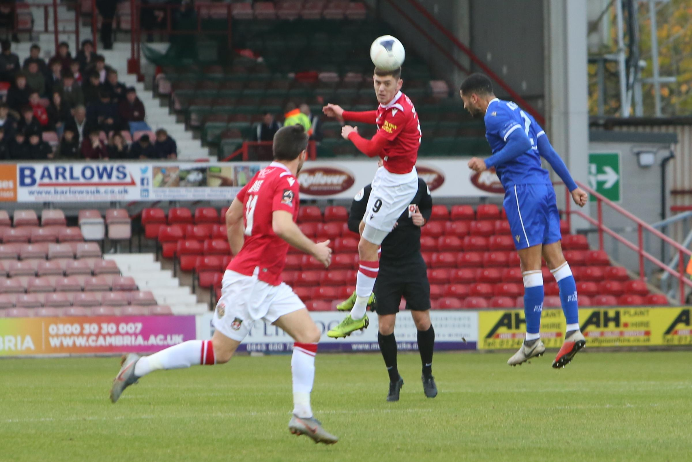 Wrexham AFC winger Ben Tollitt believes having a run in the side is paying off