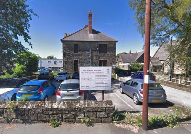 The Cunliffe Enablement Centre in Rhosddu could close its doors under proposals set out by Wrexham Council. Source: Google