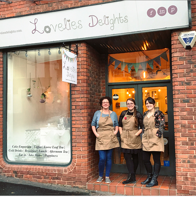 Trader of the week: Lovelies Delights, Mold