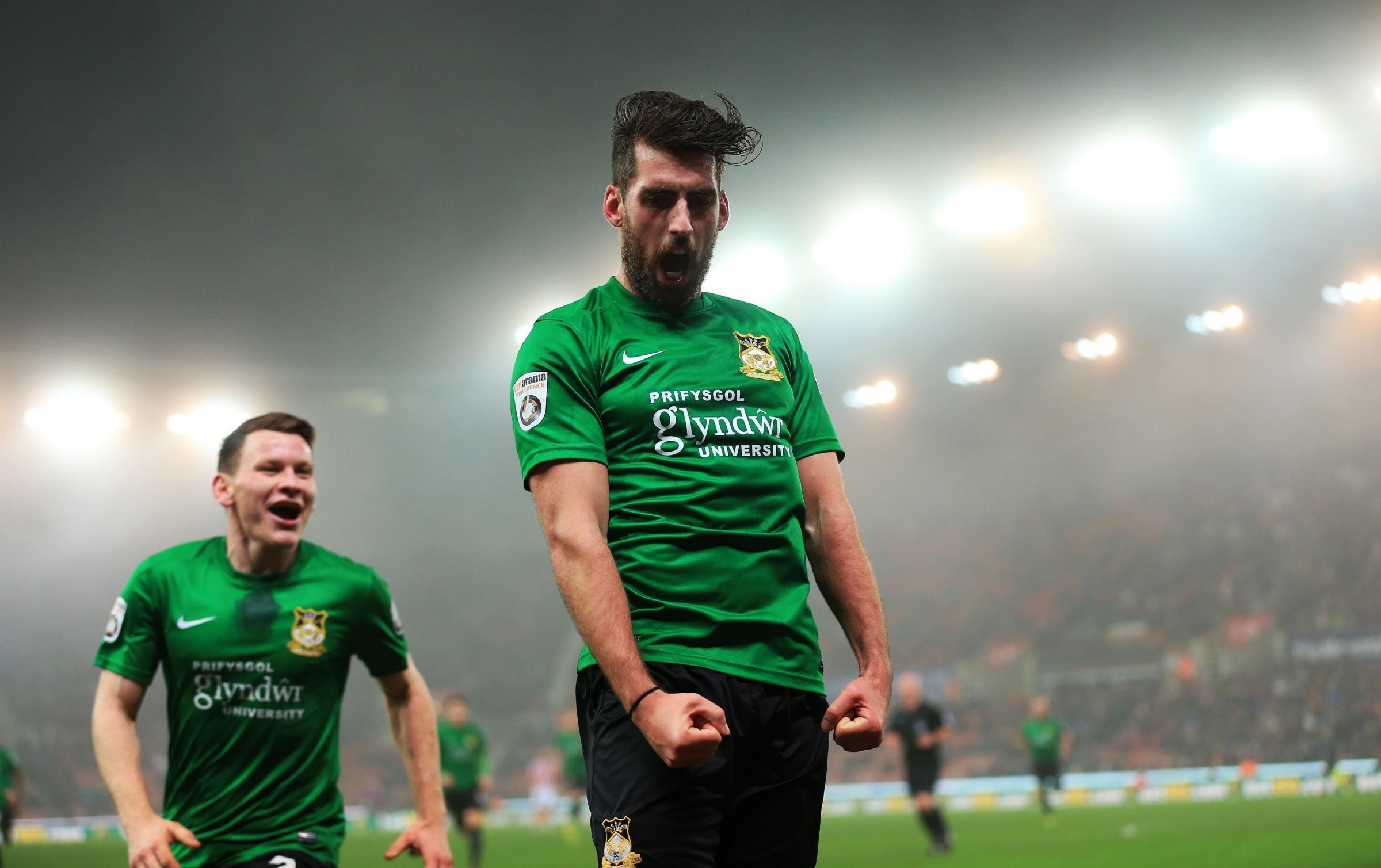 Mark Carrington confident Wrexham AFC can still reach the FA Cup second round