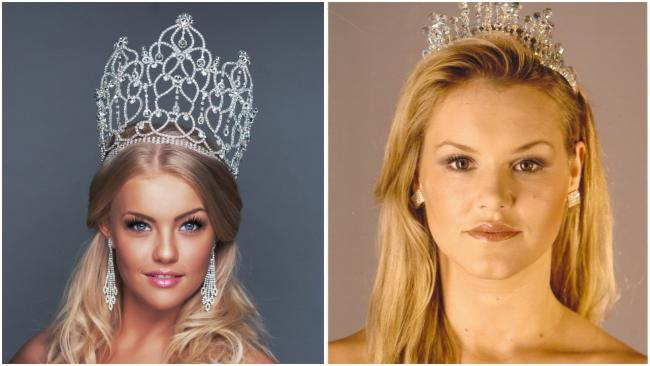 Wrexham'ls last Miss Wales winners; Gabrielle Shaw in 2013 and Amy Guy in 2004.
