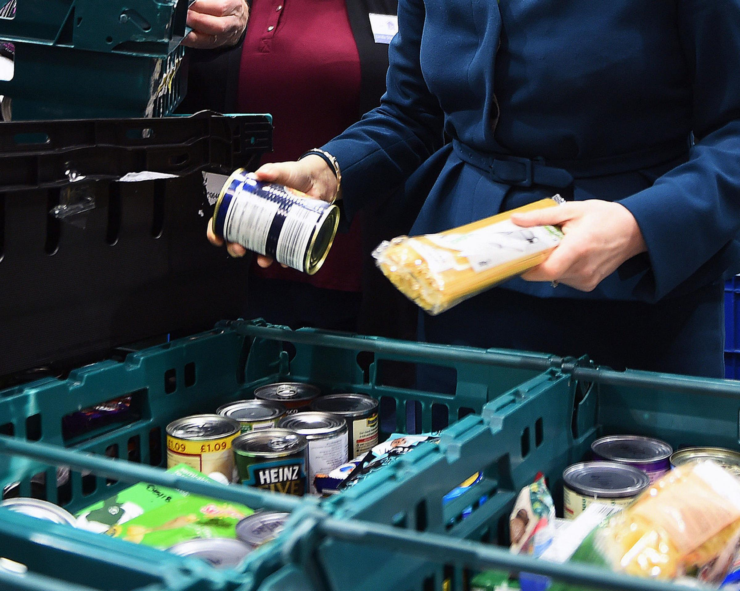 Tesco shoppers in Flintshire urged to support UK's biggest Foodbank collection