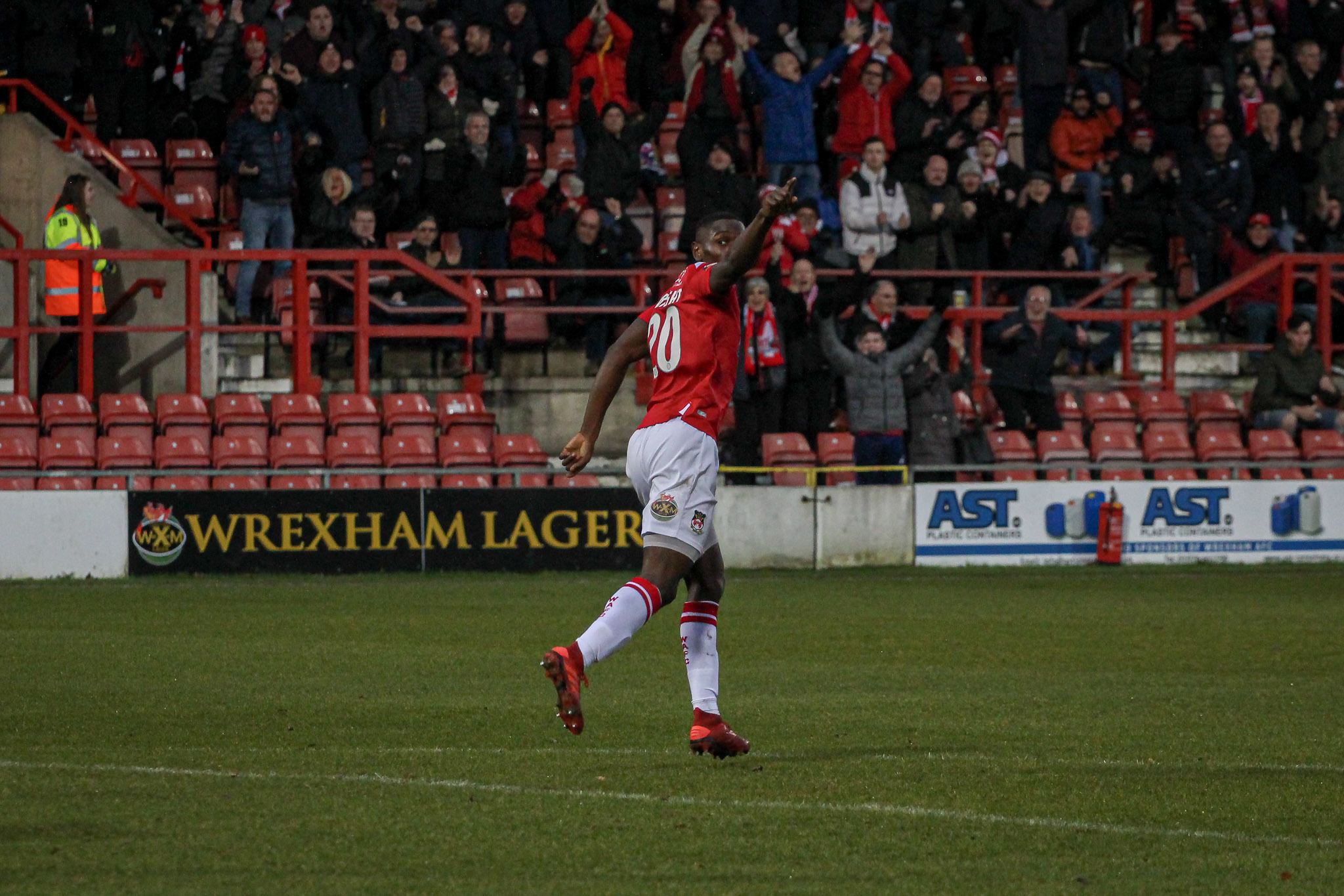 How the Wrexham AFC players rated in Yeovil six-goal thriller