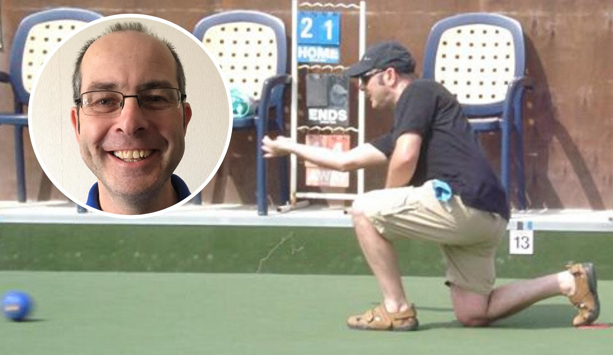 Wrexham bowls player recounts speedy comeback following open heart surgery