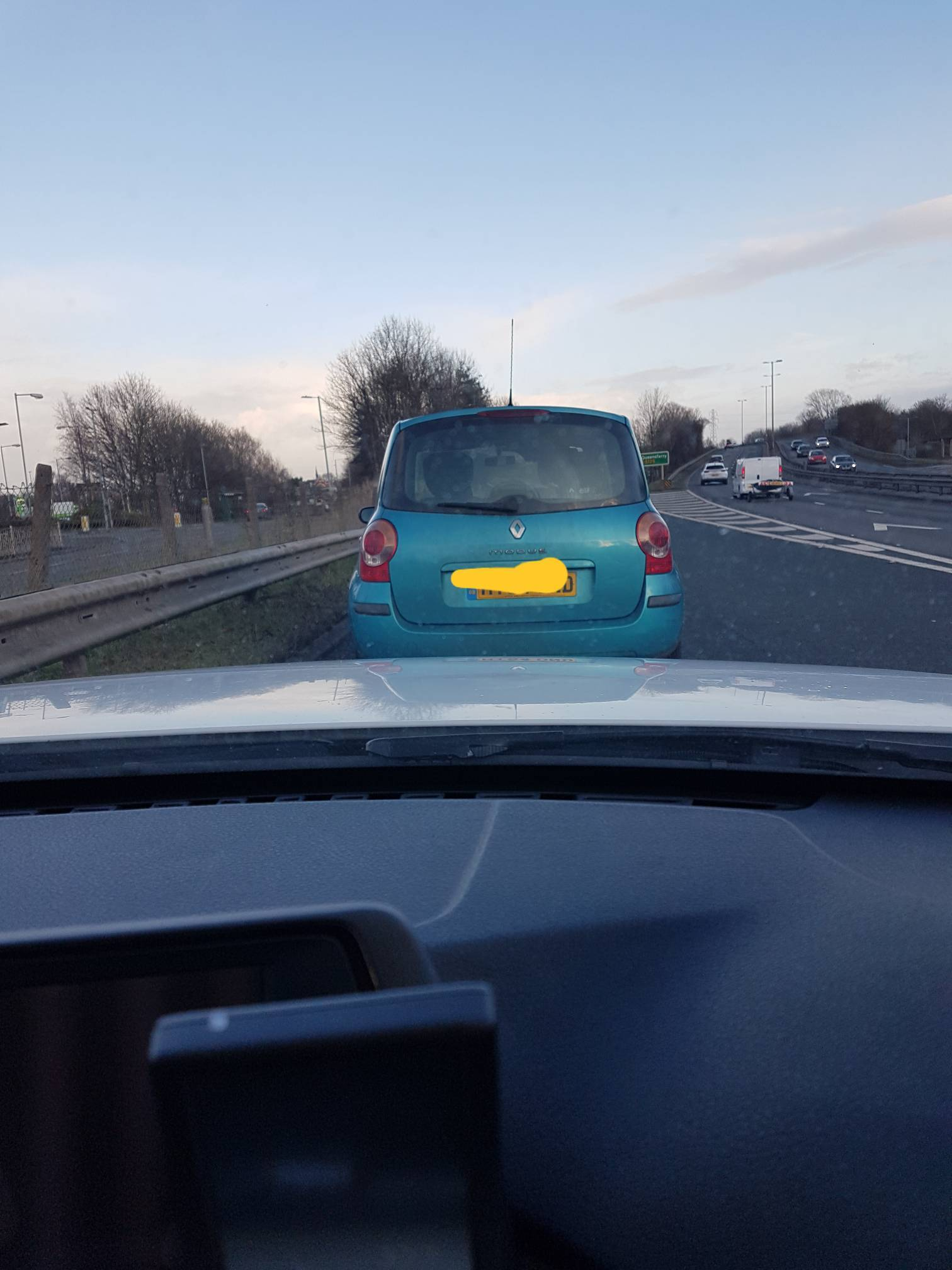 Woman caught 'intoxicated' behind the wheel on A494 in Queensferry